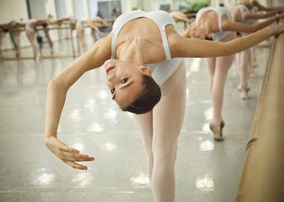 profesionalna baletska nastava