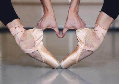 rekreativni programi balet